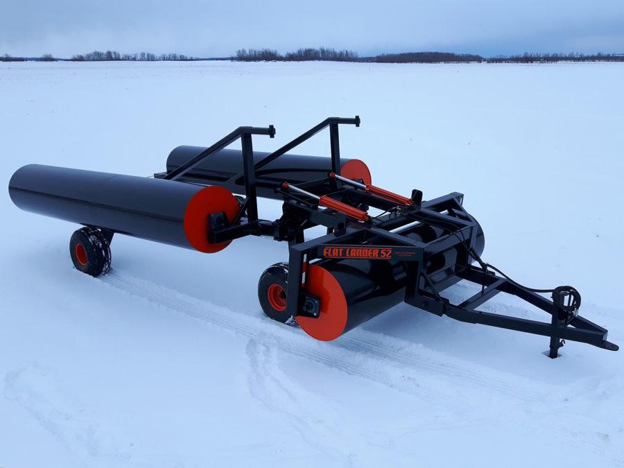 Agricultural Manufacturing - Land Roller