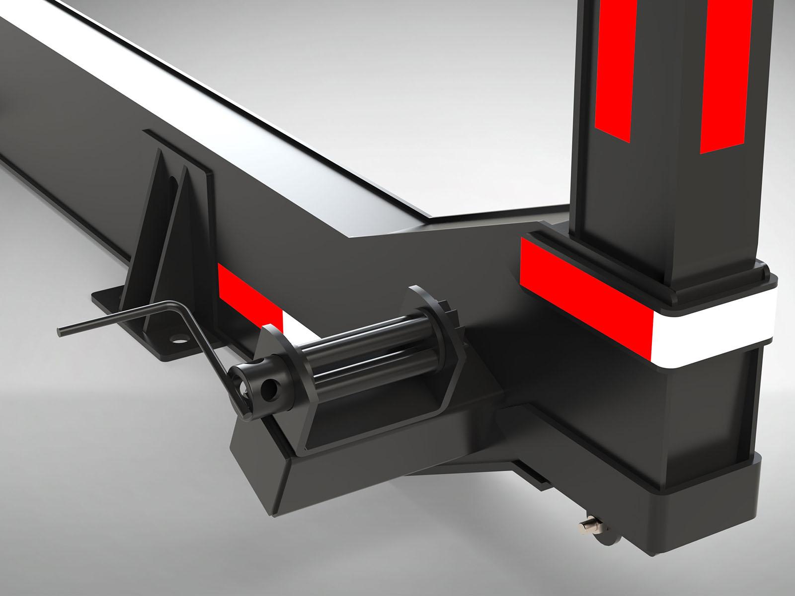 Custom steel fabrication
